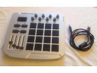 M-Audio Trigger Finger USB Midi Controller Drum Pads