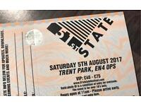 51st State festival VIP & Standard tickets