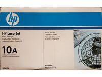 HP Laser ink toner