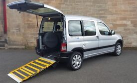 2008 58 Peugeot Partner Horizon 1.6 Diesel ⭐ Wheelchair Access Disabled Vehicle