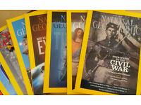 2012 National Geographic Magazine