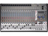 Behringer Eurodesk SX2442FX 24-track Studio/Live Mixer