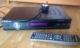 Fortec Star Passion+ HD Satellite Receiver