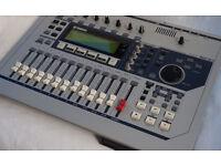 Aw1600 16 track 8 input recorder/ Digital workstation.
