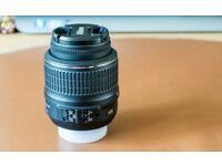 Nikon Nikkor AF-S DX 18-55mm F/3.5-5.6 G VR Lens
