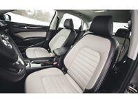 CAR LEATHER SEATCOVERS BMW 318 320 MERCEDES C200 C220 E200 E220 AUDI A4 VOLKSWAGEN PASSAT
