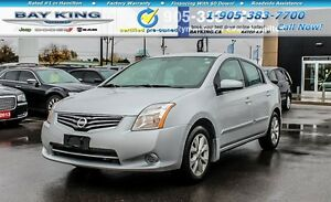 2010 Nissan Sentra PWR WINDOWS & LOCK, AUTO, A/C, CRUISE, LOCAL