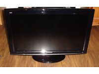 Panasonic TX-L32S10BA 32 inch full hd tv with freeview TV