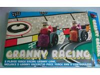 Cool grannies racing game