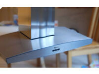 NEFF Stainless Steel Cooker Hood (New) Model D9910N0GB