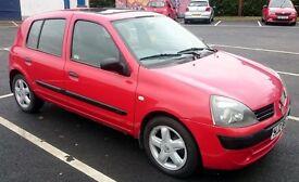 2004 Renault Clio (Sold)