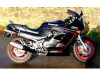 Kawasaki GPZ 1000RX A2 Swap or Part Ex Sports Tourer 1987