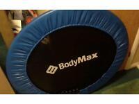 Bodymax mini fitness trampoline