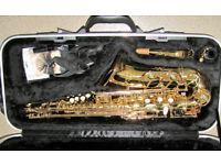 Earlham Alto Saxophone Professional Series II