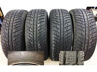 Nokian winter tyres WR SUV3 215/60 R17 (4 tyres)