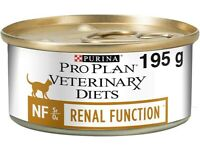 16 Tins of Purina Veterinary Diet Cat Food