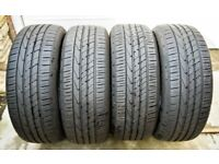 Four tyres for Mercedes GLC SUV - in excellent condition - 4,600 miles.