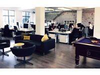 1 - 7 desks - Creative/Media style desk space in Soho - private (no agents)