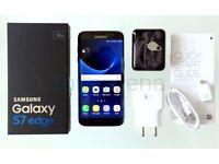 Brand New Samsung Galaxy S7 Edge Black Onyx