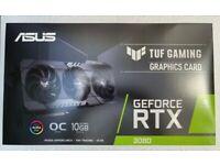 RTX 3080 Asus TUF OC *Like new*