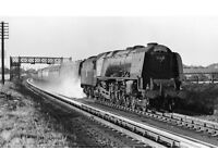 "Pete Berry talk - ""The Robert Whitfield Collection: UK Steam 1948 - 1958"""