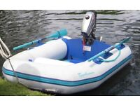 Inflatable Yacht Tender - Typhoon T2 - 40