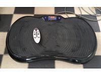Bluefin Ultra Slim 180 vibration plate