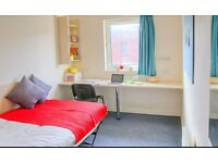 Student accommodation double room