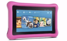 Amazon Kindle Fire Kids Edition - Pink
