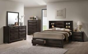 Queen Storage Bedroom Set (ME226)