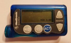 Insulin Pump Medtronic MiniMed MMT-712WWB