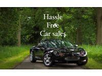 Hassel free car sale service