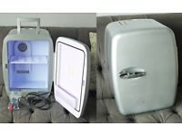 14 Litre Portable Fridge - Hot and Cold with all cables - RRP:£69.99