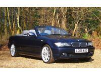 BMW 3 Series 2.0 320Cd SE 2dr JUST SERVICED   FREE WARRANTY 2006 (06 reg), Convertible Diesel