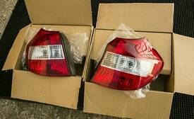 BMW E87 1 series rear lights LIKE NEW 116i 118i 118d 120d 120i 130i