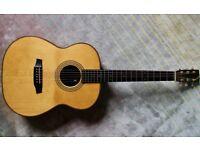 Fylde Oberon Acoustic Guitar