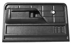 Door Panels Set. Ford Truck, Bronco F100 F150 F250 F350 1973-1979