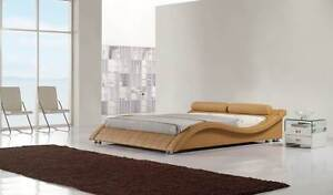 Brand NEW Leather Bed Frame AVAILABLE IN DIFFERENT COLOURS Auburn Auburn Area Preview