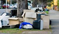 Garbage removal fast relaiable affordable