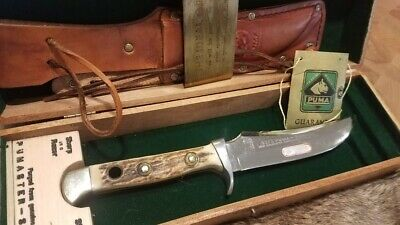 Puma Skinner First Year-1969, Model 6373 Knife