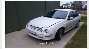 Ford Falcon AU series 1 and series 2 XR6 parts Canning Vale Canning Area Preview