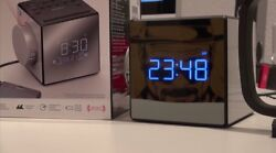 Sony ICF-C1PJ Clock Radio w/Nature Sounds and Projection w/MANUAL