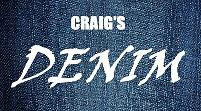 CRAIG'S DENIM SHOP