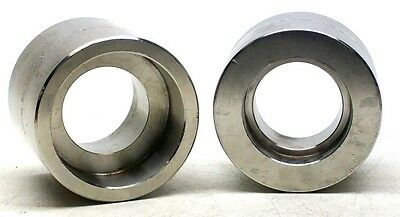 New 2 F304f304l 3000 Stainless Steel 2 - 1 12 Sw Reducer Bushing Mk