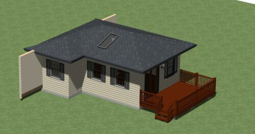 ADD YOUR ROOM ADDITION BASED ON YOUR SKETCH