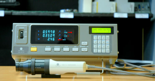 Konica Minolta CA-210 Color Analyzer  with  CA-PU12 Measuring Probe