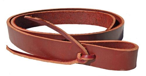 Pony Saddle Tie Strap Latigo Leather Made in the USA