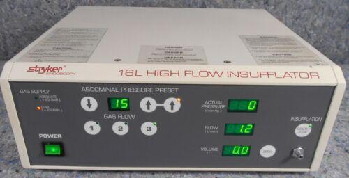 Stryker 620-030-300 16L High Flow Insufflator
