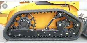 TURN YOUR WHEELED SKID STEER INTO A TRACK MACHINE