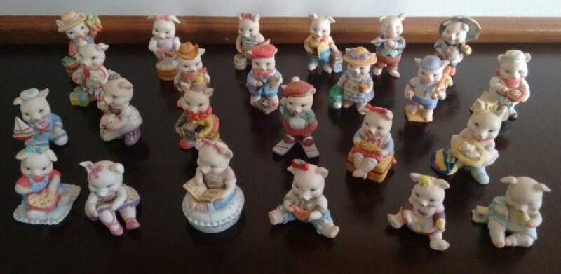 Bronson Collectibles Porcelain Figurines